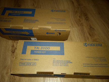 Kyocera TK-3100 5шт объявление продам