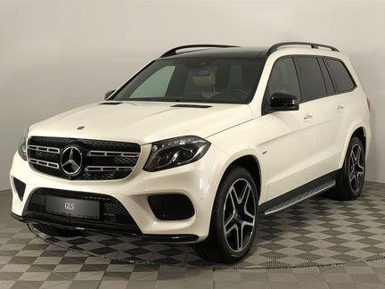 Mercedes-Benz GLS-класс 3.0AT, 2019, 1700км объявление продам