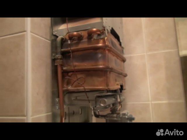 Теплообменник от газовой колонки принцип работы отопительной камеры с теплообменником