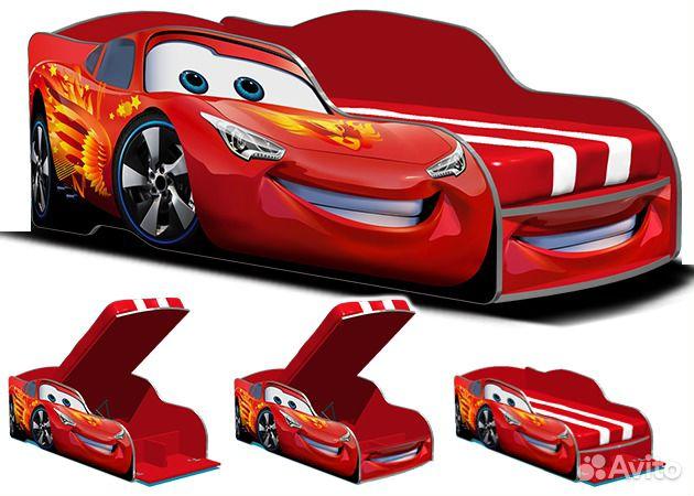 Детские кровати машины для мальчико