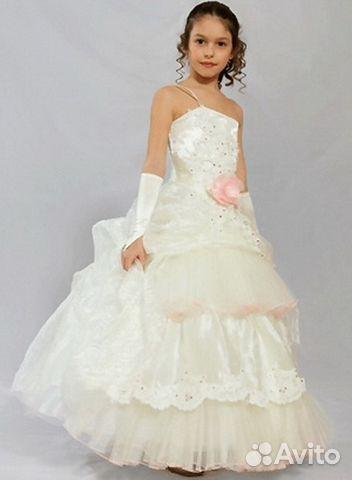f7f412185f0d Красивые Детские платья несколько штук напрокат— фотография №1