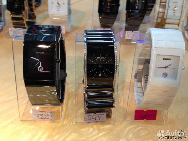 Китайские часы rado