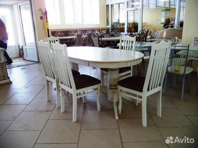 Авито столы и стулья для кухни  краснодар