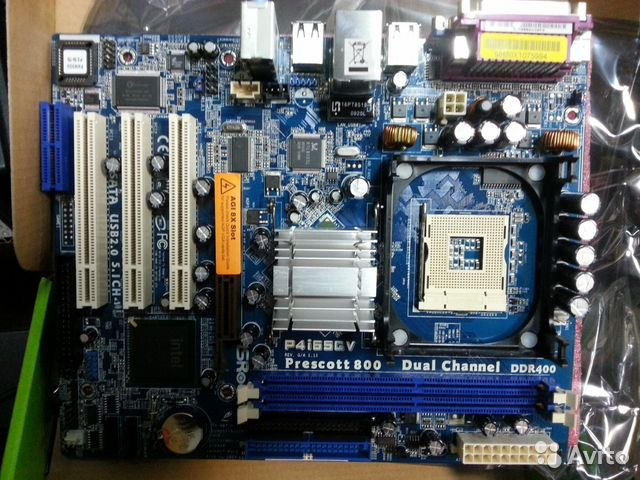 Asrock P4i65GV 2.20 Windows 7