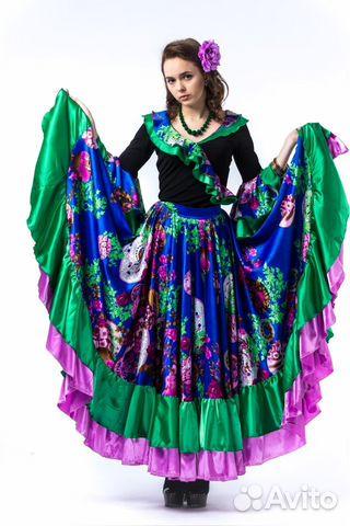 Цыганские юбки в аренду