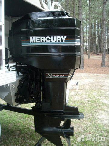 купить подвесной мотор mercury б у