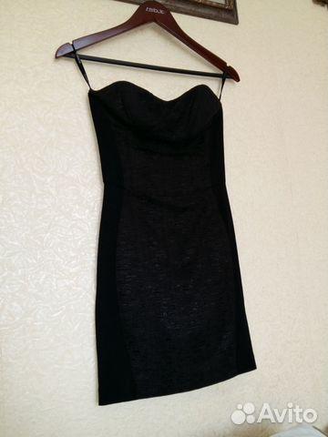 bac5dc37d38 Маленькое чёрное платье (XXS