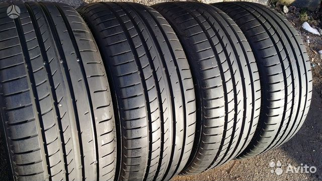 255/40 R20 Goodyear Eagle F1 Assymetric— фотография №1