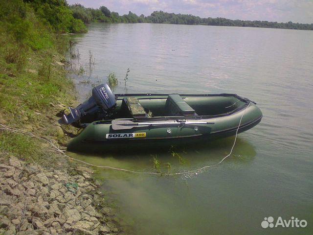 купить лодку моторную бу в рыбинске