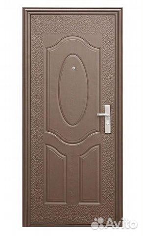 металлические двери 86 см