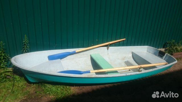 купить в спб лодку весельную