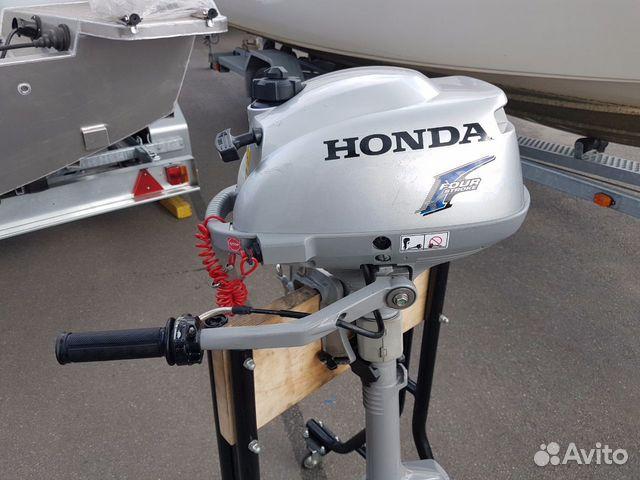 запчасти лодочных моторов хонда в спб