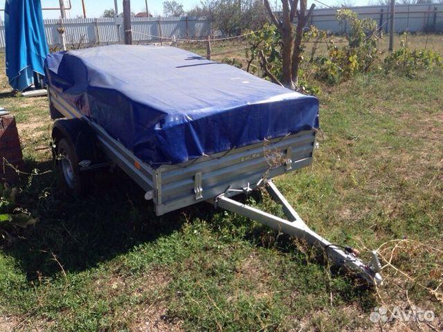 прицепы для лодок пвх купить в краснодарском крае