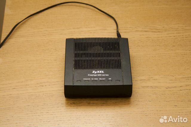ADSL модем WiFi ZyXEL 660 - Hicety