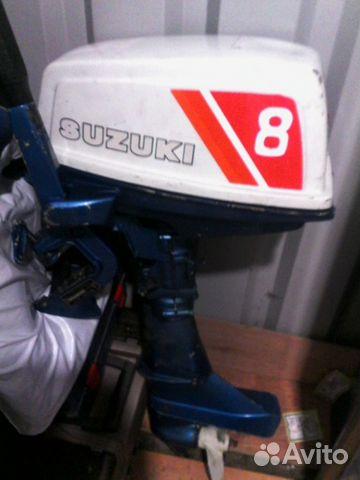 лодочные моторы suzuki в нижнем новгороде