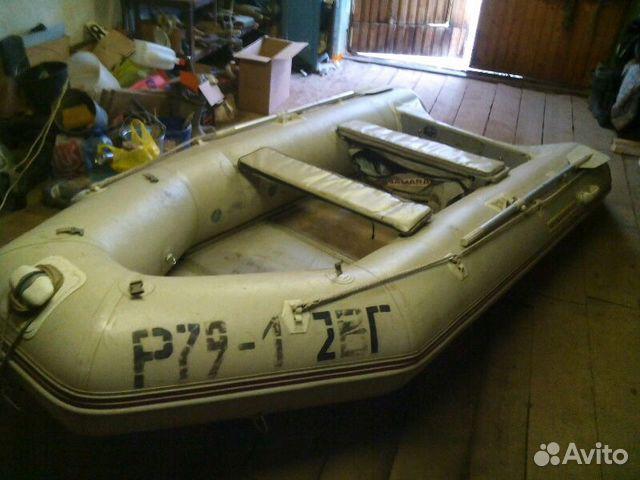 мини лодку бу на авито