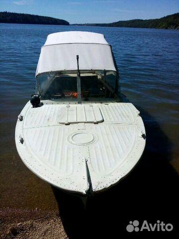 лодка казанка цена б у в перми