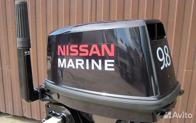 лодочные моторы ниссан марин купить в москве