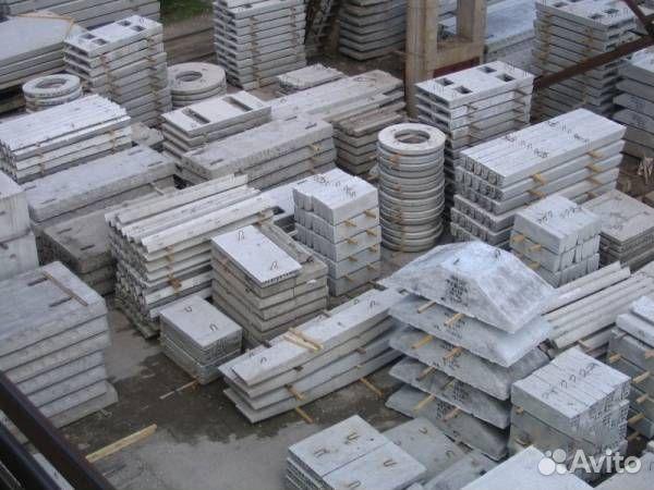 бетон киров авито