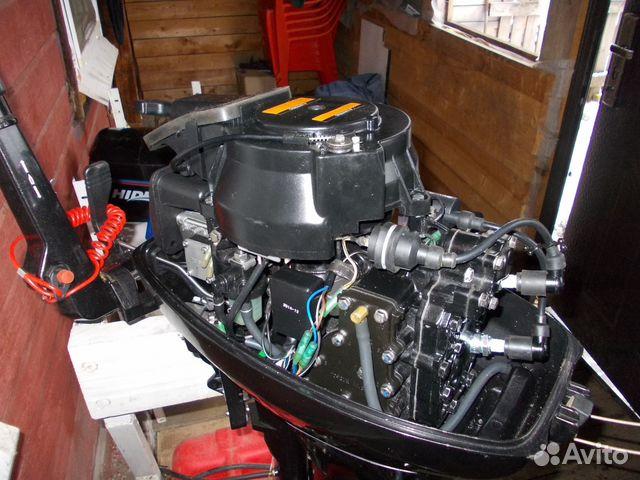 лодка касатка и мотор 9.9