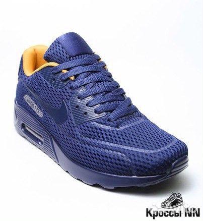 81a8a6b6fb6e Синие кроссовки Nike Air р-р 40,41,42,43   Festima.Ru - Мониторинг ...