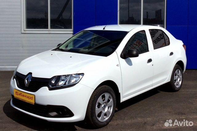 Renault Logan, 2017 89217166306 купить 3