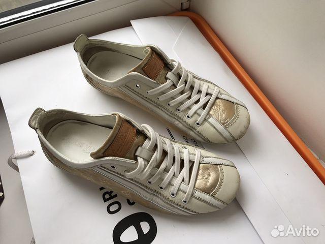 a386c672cedc Кроссовки Louis Vuitton оригинал кожа купить в Москве на Avito ...