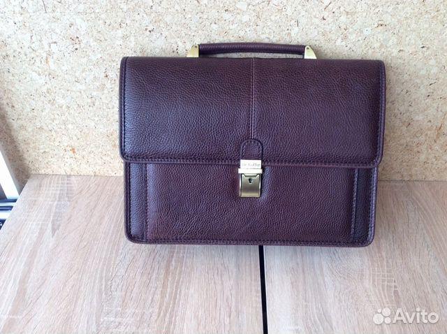 c99c9c0b30a6 Мужской кожаный портфель Dr.koffer купить в Москве на Avito ...