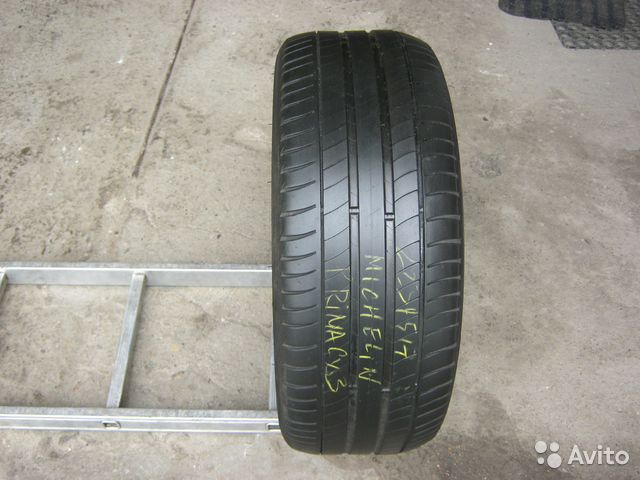 Michelin Primacy 3 225/45/17 95W— фотография №1