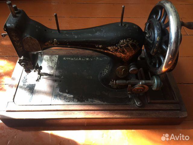 немецкая швейная машинка зингер подбадривайте своих мужиков
