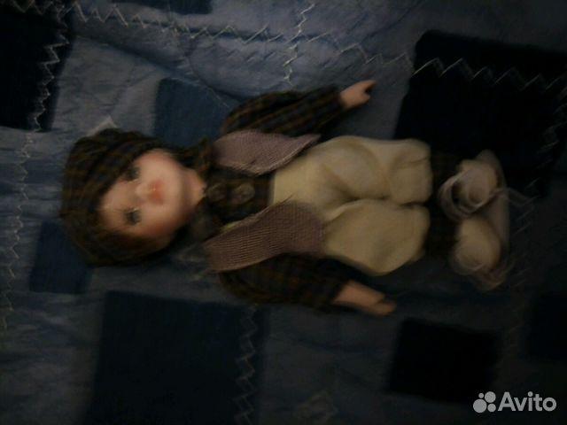 89605360323 Кукла коллекционная
