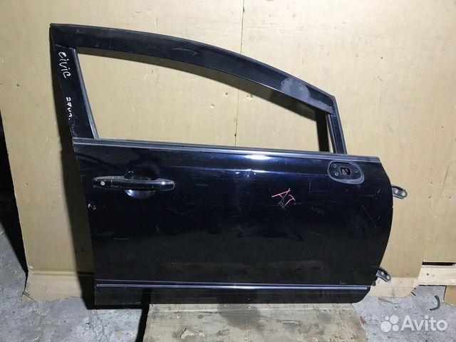 Дверь Хонда Цивик 4Д Civic 4D седан передняя