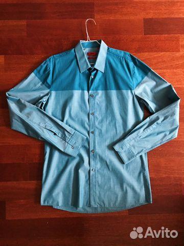 c78b444944d Новая мужская рубашка Hugo Boss - Личные вещи