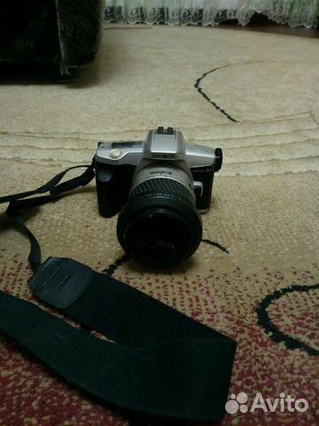 Фотоаппарат зеркальный минолта (minolta)