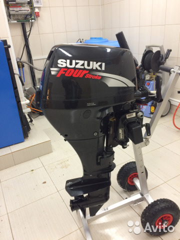 лодочные моторы suzuki барнаул