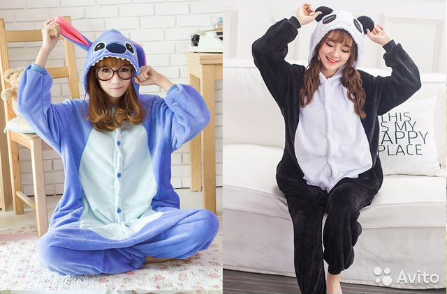 Пижамы Кигуруми. Всё В Наличии  f408c69b7d210