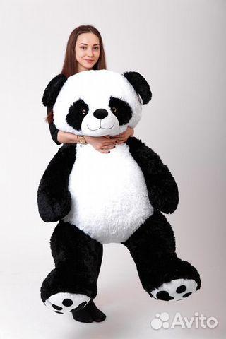 плюшевый мишка панда купить в москве