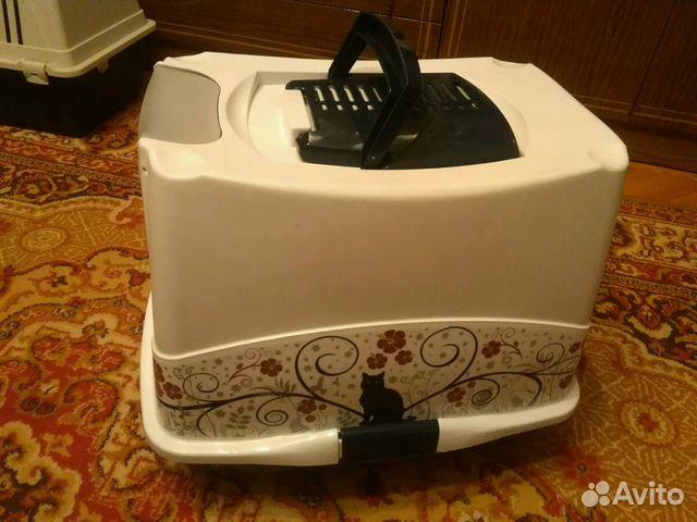 Кашачий туалет 89207458359 купить 1