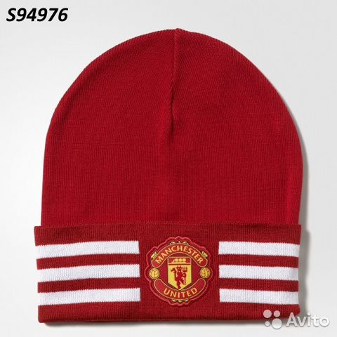 on sale cf267 52eaa Шапочка Adidas manchester united S94976