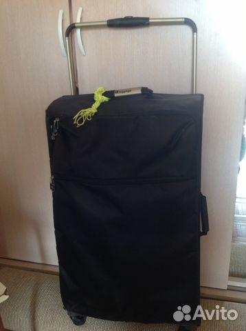 9abae4d1c7ef Самый легкий большой чемодан IT Luggage купить в Москве на Avito ...