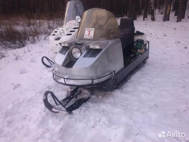 Снегоход буран свердловская авито