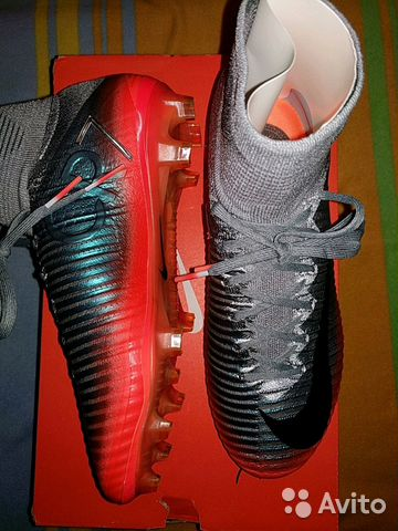 Бутсы Nike Mercurial Superfly V CR7 FG купить в Москве на Avito ... ddc1a4d19f1