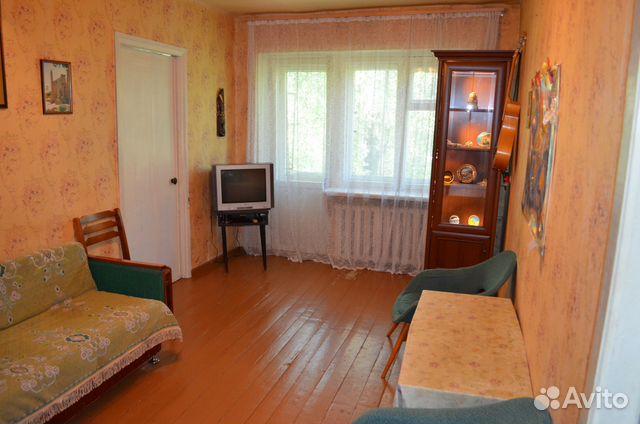 Продается трехкомнатная квартира за 1 480 000 рублей. улица Луначарского, 3.