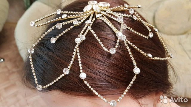 Украшения для волос, диадемы 89203654838 купить 3