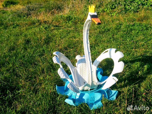 Лебедь из покрышки купить в Республике Башкортостан с доставкой ...