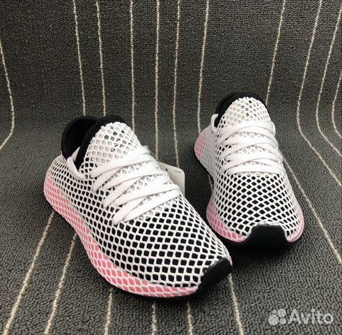 7fe6b4c7 Кроссовки женские adidas deerupt runner (новые) | Festima.Ru ...