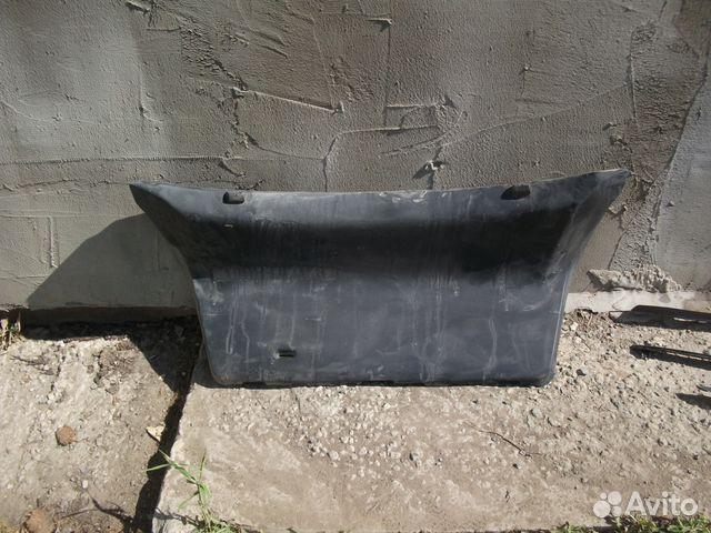 обшивка багажника skoda a4