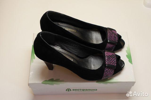 Новые туфли Вестфалика 89529068107 купить 1