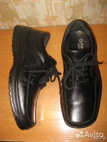 1c2b3aecc Кожаные туфли