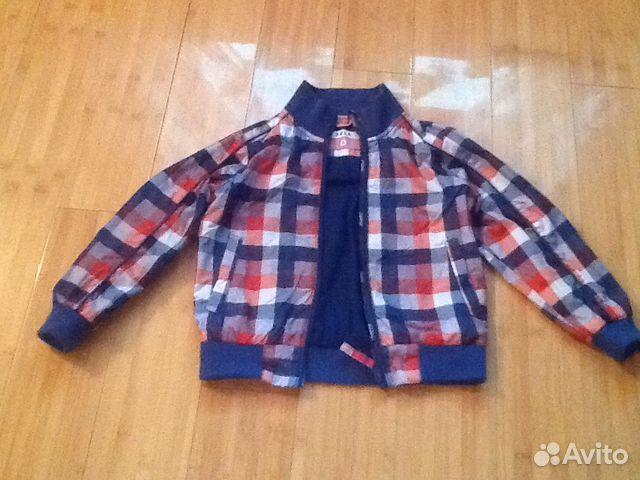Куртка -ветровка Sela, р-110-116 89788630884 купить 1